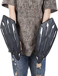 Superhero CA Arm Shields Movie Cosplay Halloween Costume Accessories for Adults