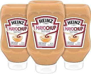 Heinz MAYOCHUP Saucy Sauce 1-16.5 OZ Squeezable Bottle