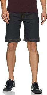 Diverse Men's Slim Fit Denim Shorts