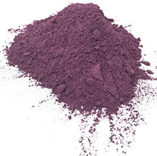 Purple Sweet Potato Powder (Purple Yam, Ube) - 100% Natural & Organic - Delicious, Color-changing Raw Sweet Potato Powder | Add To Cereal, Porridge, Yogurt, Smoothies | Net Weight: 2.64oz/75g