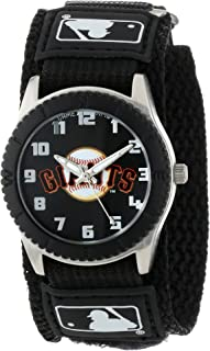 Game Time Youth MLB Rookie Black Watch - San Francisco Giants