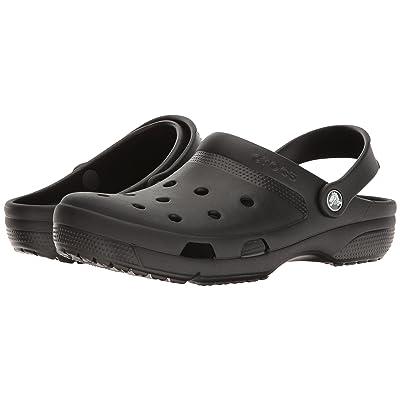 Crocs Coast Clog (Black) Shoes