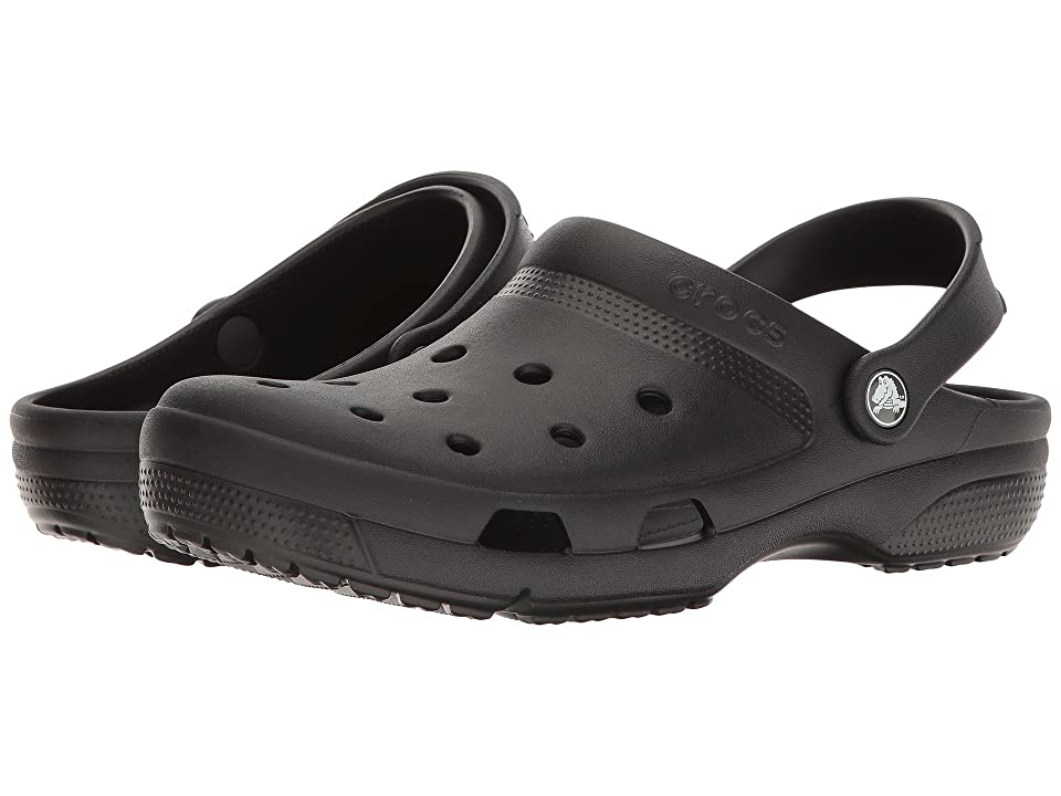 Crocs Coast Clog (Black) Shoes