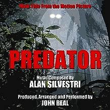 alan silvestri predator songs