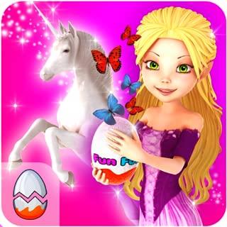 Princess Unicorn Surprise Eggs (Free)