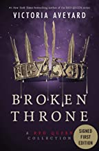 Broken Throne - Signed / Autographed Copy