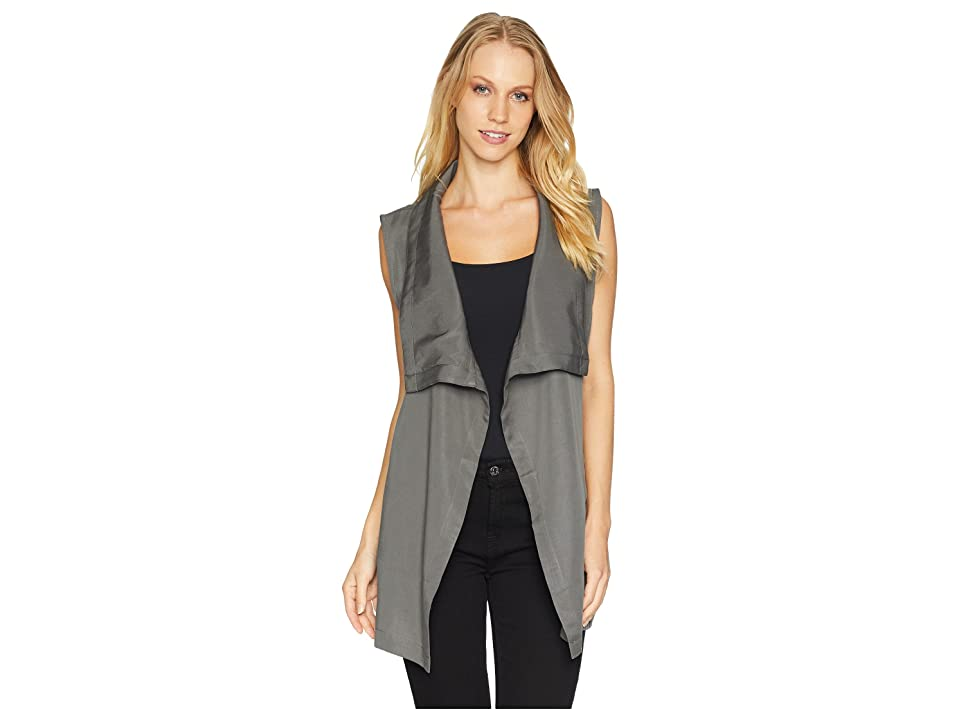 Bishop + Young Twill Vest (Olive) Women