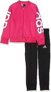 vêtements de sport de performance la vente de chaussures dernier style Amazon.fr : survetement fille adidas - Rose : Vêtements
