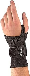Mueller Sports Medicine Adjustable Wrist Brace, Black, Small/Medium