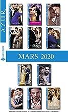 Pack mensuel Azur : 11 romans + 1 gratuit (Mars 2020) (French Edition)