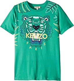Jungle Design Tee (Big Kids)
