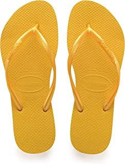 yellow havaianas uk