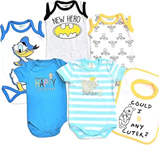 551c16131e5c Amazon.in: 4 Stars & Up - Bodysuits / Baby Boys: Clothing & Accessories