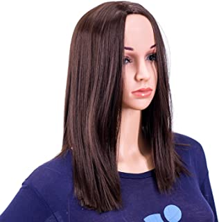 Best straight brown wig Reviews