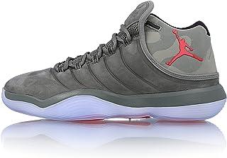 Men's Nike Jordan Super.Fly 2017 Basketball Shoes Camo (12 D(M) US)