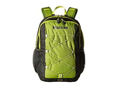 Marmot Arbor Daypack (Little Kids/Big Kids) (Green Lichen/Rosin Green) Day Pack Bags