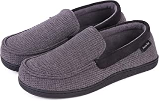 mens cloth slippers