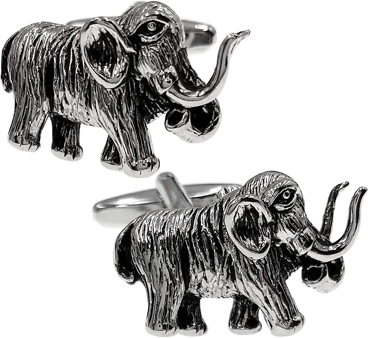 Thot Ra Woolly Mammoth Al sold out. Last 2021 new Ice For Age Mo Men Cufflinks Premiun