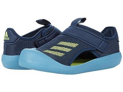 adidas Kids Altaventure CT (Toddler/Little Kid) (Crew Navy/Solar Yellow/Hazy Blue) Kid