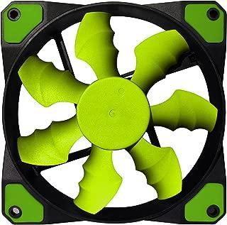Raidmax 120mm Cobra Fan - Green