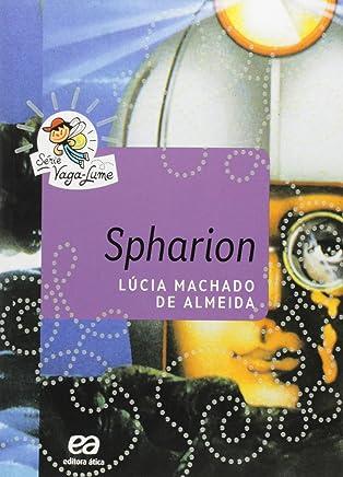 Spharion. Aventuras de Dico Saburó - Série Vaga-Lume