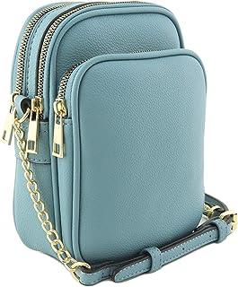 Sponsored Ad - Multi Pocket Casual Crossbody Bag