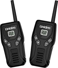 Uniden GMR2035-2 GMRS/FRS Two-Way Radio, Black