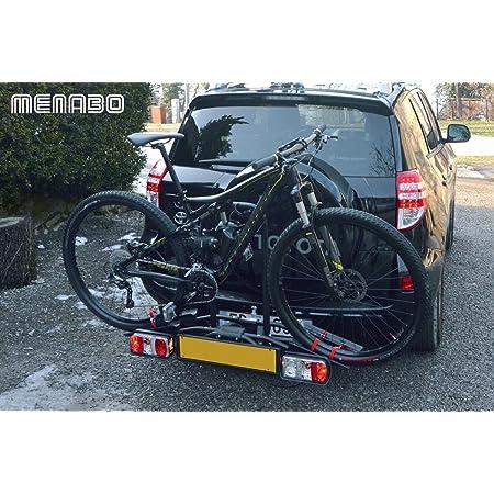 Menabo 000077500000 Fahrradträger Mit Haken Naos Eco 2 Auto