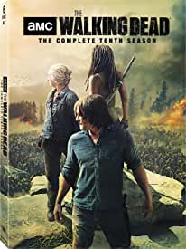 The Walking Dead Season 10 arrives on Blu-ray (plus Digital) and DVD July 20 from Lionsgate