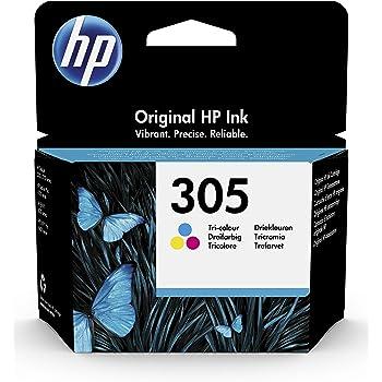 HP 305 Farbe Original Druckerpatrone für HP DeskJet, HP