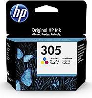 HP 3YM60AE 305 Farbe Original Druckerpatrone für HP DeskJet, HP DeskJet Plus, HP ENVY, HP ENVY Pro