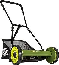 Sun Joe MJ500M Mow Joe 16-Inch Manual Reel Mower with Catcher (Renewed)