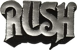 Application Rush Logo Chrome Patch