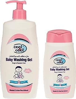 Cool & Cool Baby Washing Gel 500ml + 250ml Free