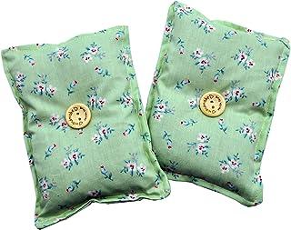 """Mini cuscino""""Dormi Bene - Verde"""" (confezione con 2 unità) pieno di semi di lavanda bio - mettilo sotto al tuo cuscino o gu..."""