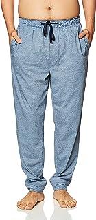 Nautica mens Nautica Men's Sustainable Knit Sleep Pants Pajama Bottom
