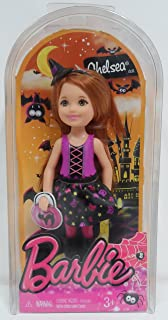 Barbie Halloween Doll - Chelsea in Cat Witch Costume by Mattel