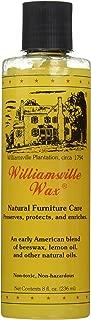 STAPLES 332-W12 Williamsville Beeswax and Lemon Oil Polish, 8-Ounce, 8 Ounce