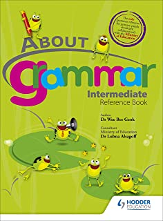 About Grammar: Intermediate Pupil's Book