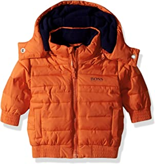 hugo boss baby puffer jacket