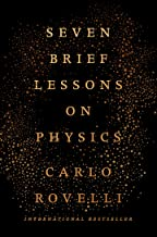 Best seven brief lessons on physics kindle Reviews