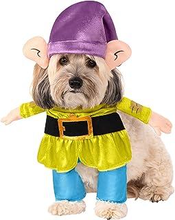 Rubie's Disney Pet Snow White Dopey Costume, Large