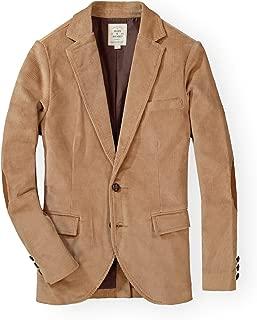 Men's Classic Fit Two-Button Suit Jacket