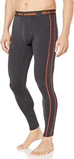 Helly Hansen Lifa Merino Pant, Performance Base Layer Pant for Men, Insulation and Comfort