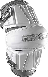 Maverik Lacrosse Max Arm Pad - White