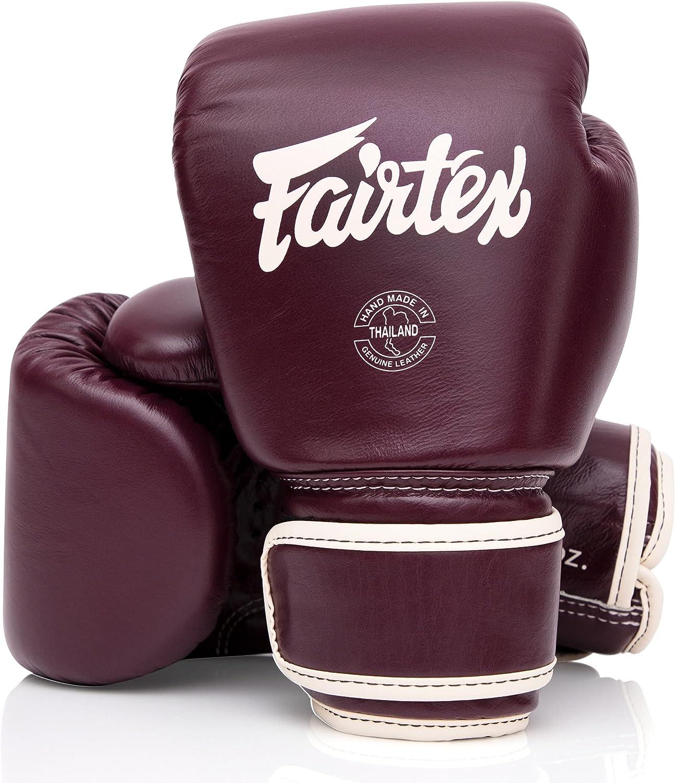 Fairtex Compact Lightweight Womens Gloves BGV16 Genuine Leather
