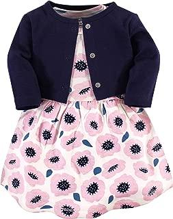 Girl Organic Cotton Cardigan and Dress