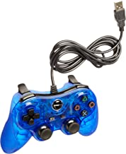 TTX PS3 Wired USB Controller - Blue - PlayStation 3