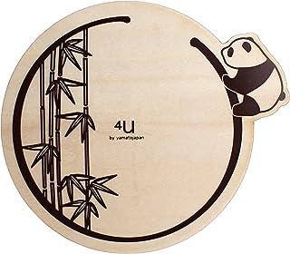 ヤマト工芸 4U coaster パンダ ring animals YK17-102