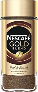 Nestle 雀巢 GOLD 混合速溶咖啡 瓶装, 100克(6瓶装)